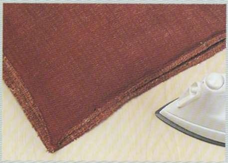 Как сшить гаремную подушку