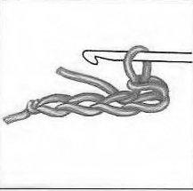 Как быстро вязать полустолбик крючком без накида