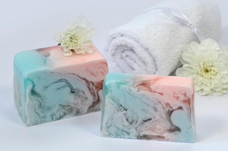 Домашнее мыло ручной работы становится популярным
