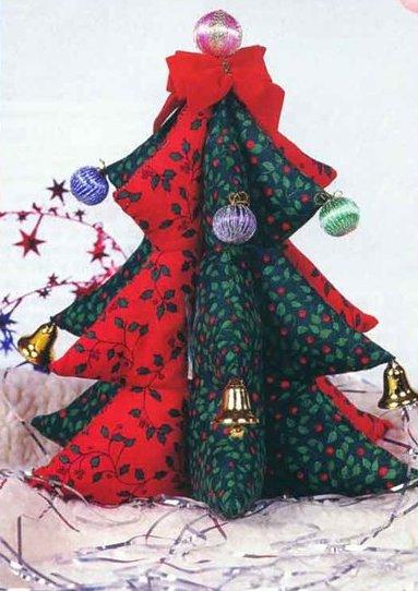 Новогодняя елка сшить своими руками