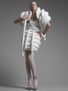 стильное модное вязание