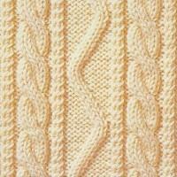 схемы вязания  жгутов спицами
