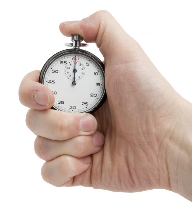 как успеть вовремя